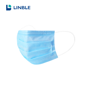 Disposable Medical Surgical Antiviral Face Mask with Earloop for Flu Protection