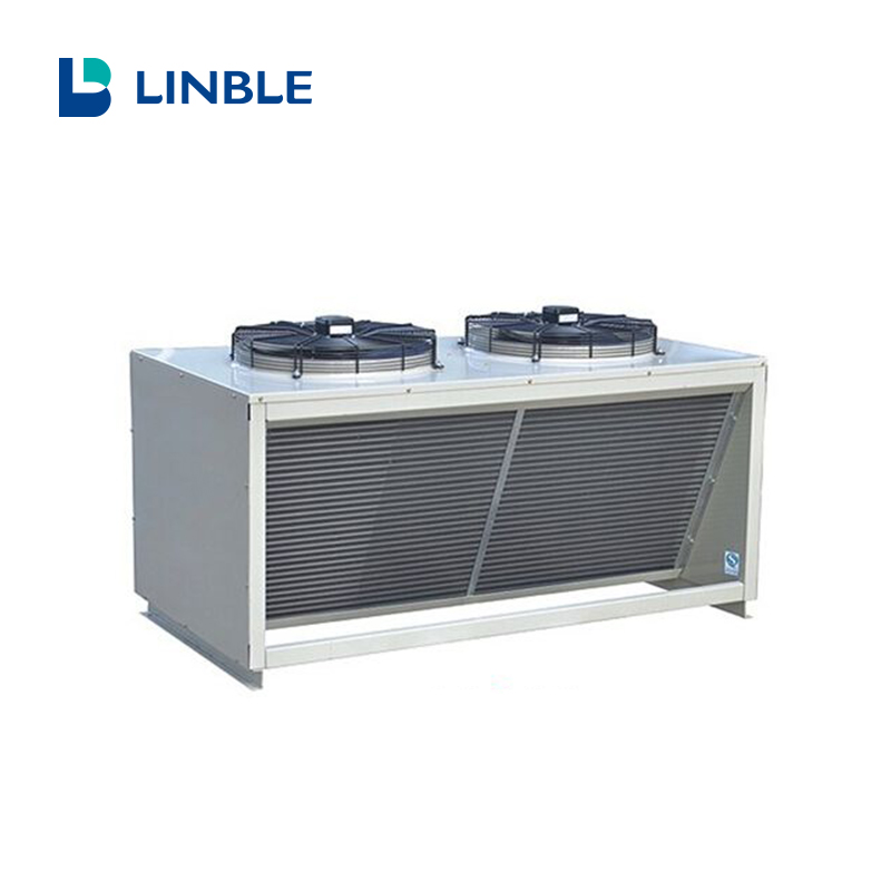 V Type Air Cooled Condenser